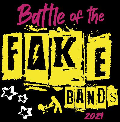 Battle of the Fake Bands Logo